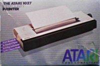 ATARI 1027 Printer